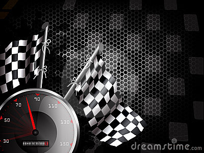 Auto Racing Terms on Royalty Free Stock Images  Speed Racing Background  Image  18149629