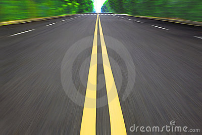 Speed road