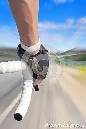 Speed Zoom Bike Rider