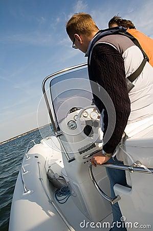 Free Speedboat 13 Stock Photo - 1117020