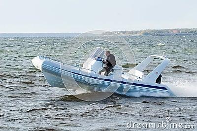 Speedboat 22