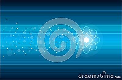 Speeding Atom