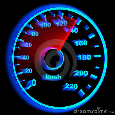 Free Speedometer Stock Images - 12899314