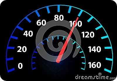 Speedometer logo