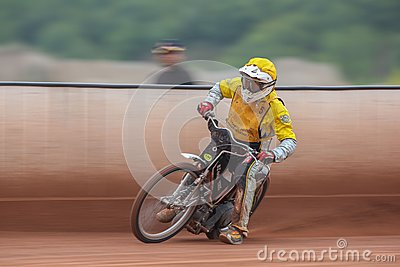 Speedway Championship 2012 Editorial Stock Image