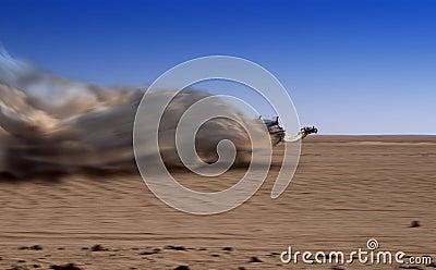 Speedy camel