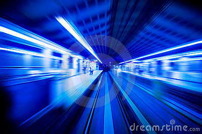 Speedy trains