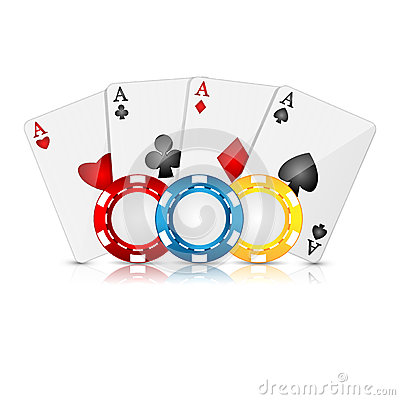 Speelkaarten en pookspaanders