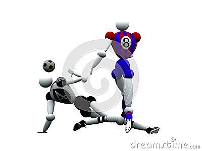 Spelarefotboll