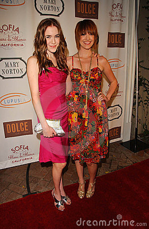 Spencer Locke and Chelsea Locke at Moonlight & Magnolias to benefit Lupus LA, Mary Norton, Los Angeles, CA 09-25-07 Editorial Photo