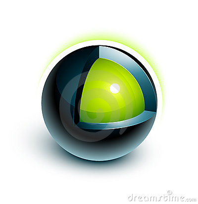 Free Sphere 3d Design Royalty Free Stock Photos - 11873988