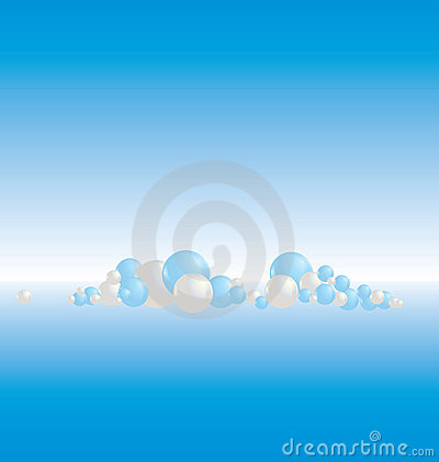 Free Sphere Background 3 Royalty Free Stock Photo - 5301045