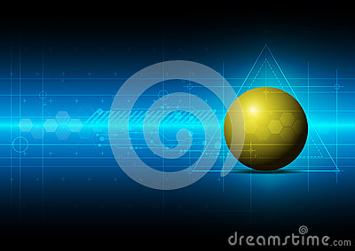 Sphere metric concept technology