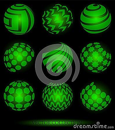 Sphere symbols