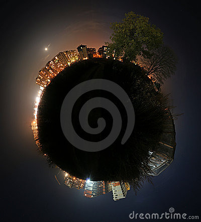 Free Spherical Panorama Stock Photo - 13197660