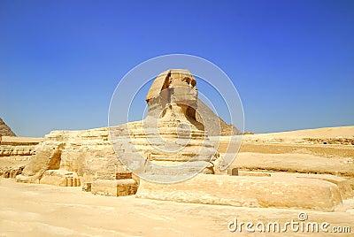 Sfinx-Pharao