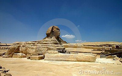 Sphinx Royalty Free Stock Photo - Image: 735515