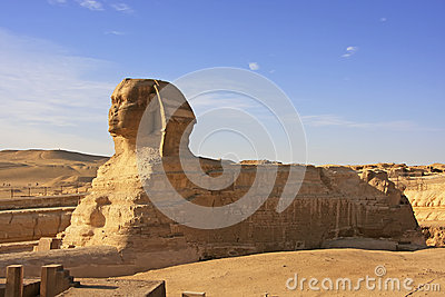 The Sphinx, Cairo
