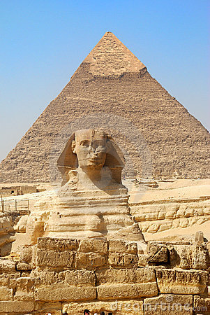 Free Sphinx Egypt Stock Image - 6696441