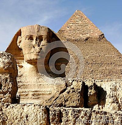 Sphinx at Giza
