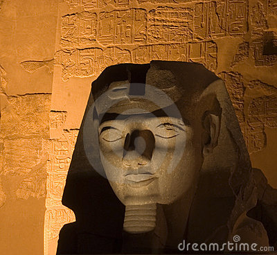 Sphinx in Luxor