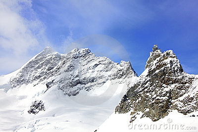 Sphinx observation and Jungfrau