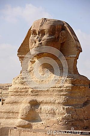 Sphinx og Giza