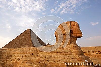 Sphinx von Giza