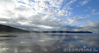 Spiaggia di Woolacombe