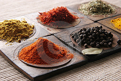Spice.