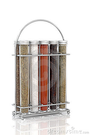 Spice and Herb Rack