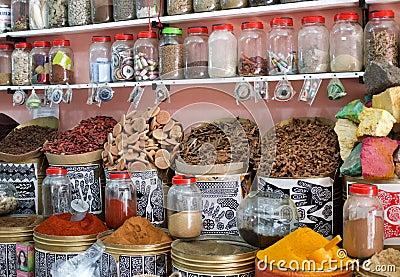 Spice Shop, Morocco