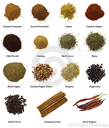 Free Spices Royalty Free Stock Photo - 11217905