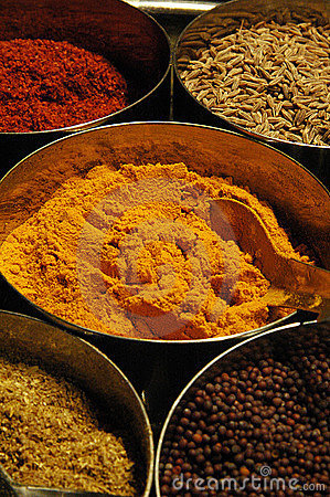 Free Spices Stock Photo - 12591900