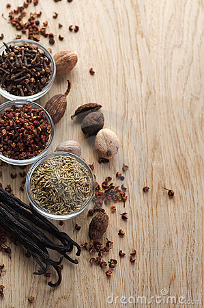 Free Spices Royalty Free Stock Images - 13290309