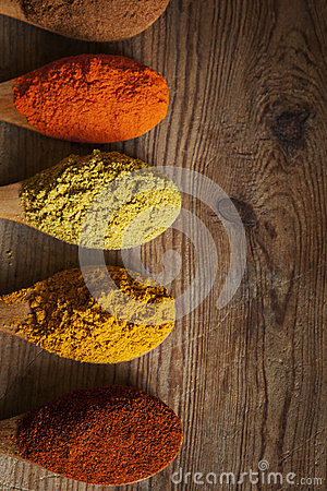 Free Spices Royalty Free Stock Photo - 29082605