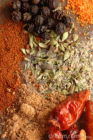 Free Spices Royalty Free Stock Image - 3237306
