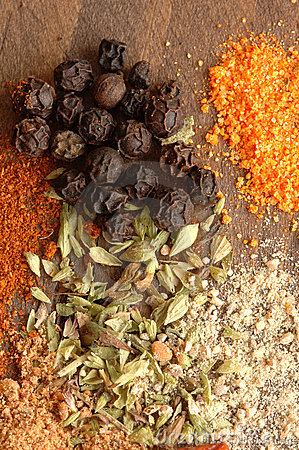 Free Spices Stock Image - 3349761