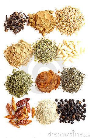 Free Spices Royalty Free Stock Photos - 3979988