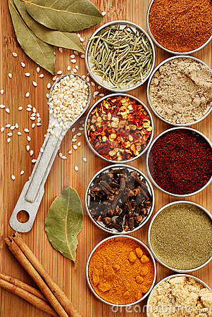Free Spices Stock Photography - 4078672