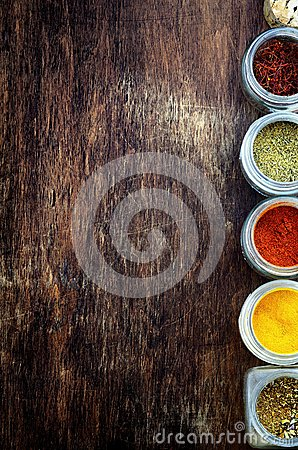 Free Spices Stock Photography - 43058802