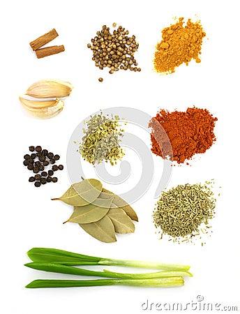 Free Spices Stock Photos - 9366533