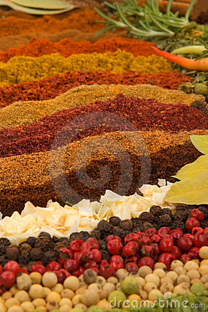 Free Spices And Herbs Royalty Free Stock Images - 3586869