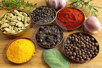 Spices ang herbs
