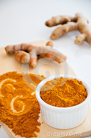 Spices Curry Turmeric