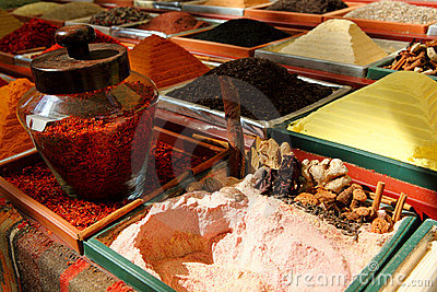 Spices East
