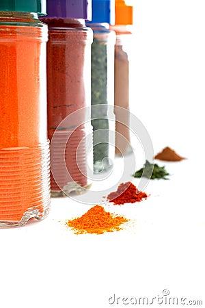 Free Spices Jars Stock Photos - 2443573