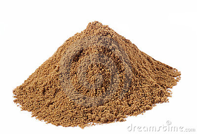 Spices - pile of Special Garam Masala mix