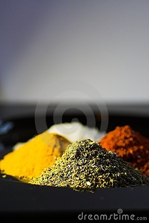Spices vertical