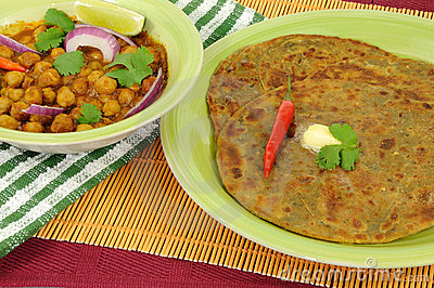 Spicy authentic Indian recipe